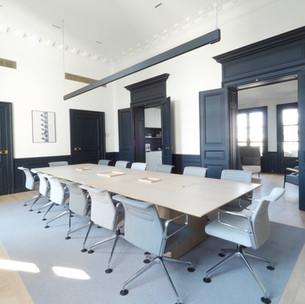 Rénovation de bureaux et création de mobilier sur-mesure, Paris 2e