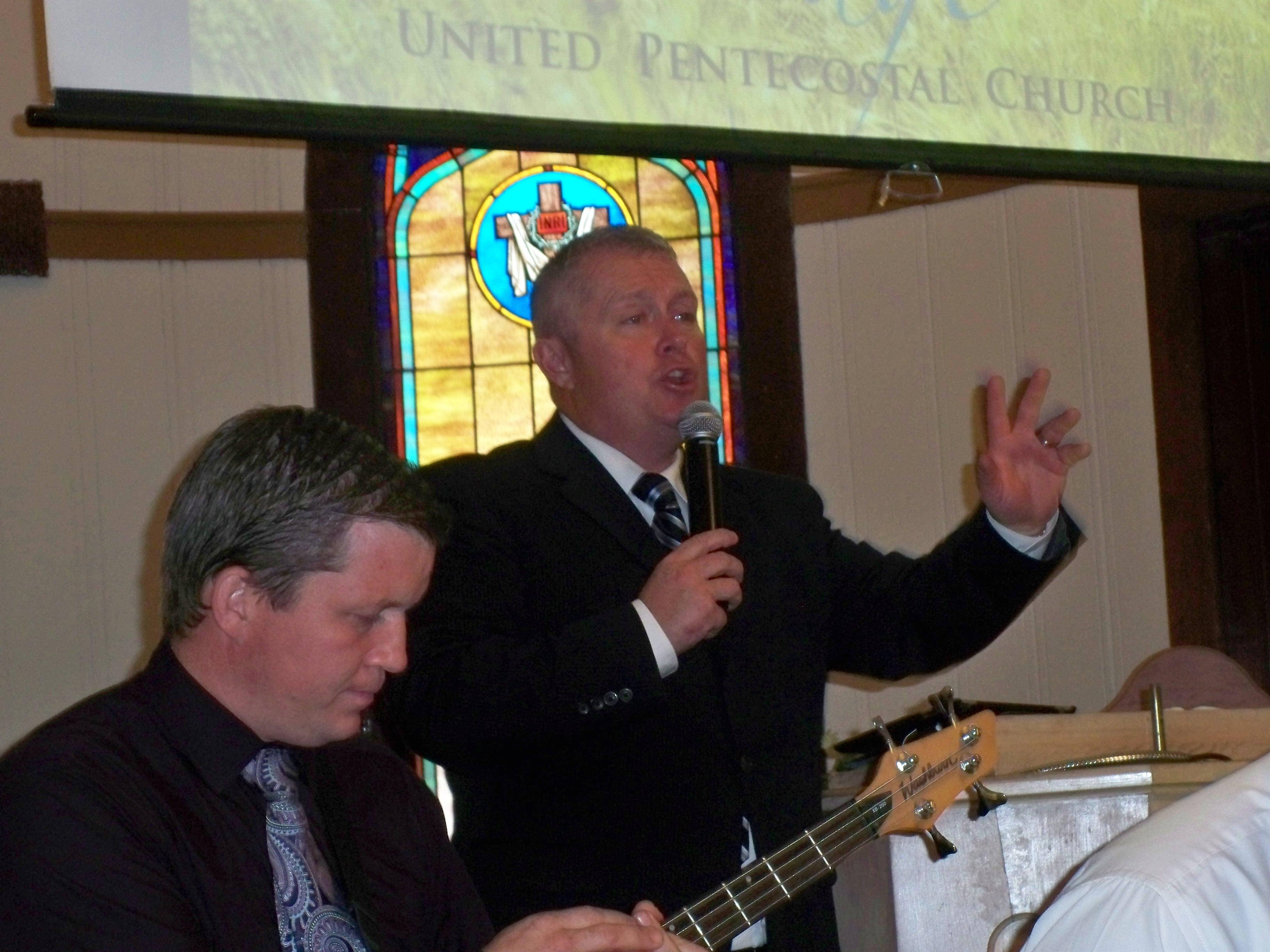 Pastor Willis