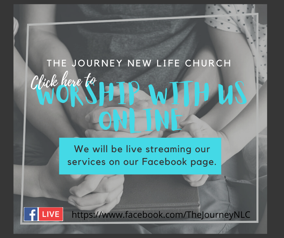 Join us Online!