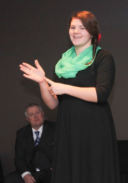 Sign Language special