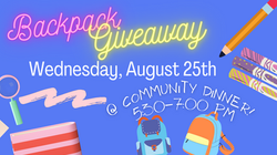 Backpack Giveaway! (1)