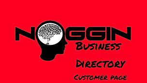 Noggin Business Directory - Customer Pag