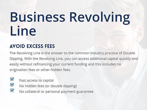 Solid Number Business Revolv