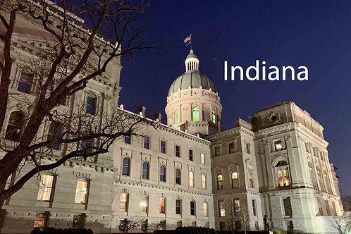 Indiana Social Media Resources