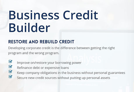 Solid Number Business Credit