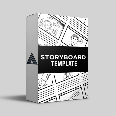 Storyboarding For Your Next Film Project + FREE Storyboard Template