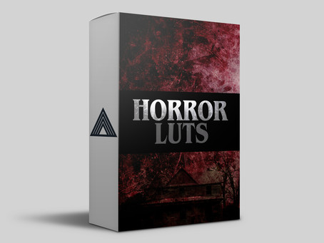 Horror LUTs Pack