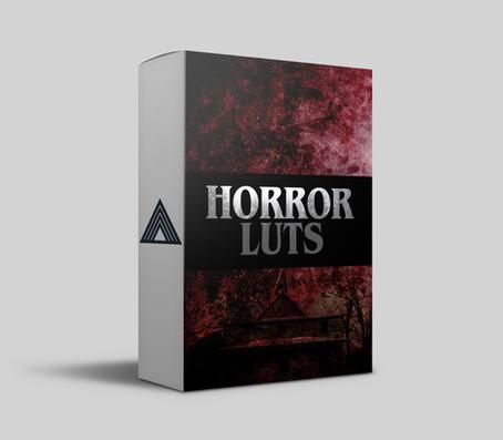 Horror LUTs Pack