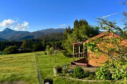 Cabin Mountain Views