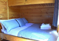Lavender Cabin 2nd Bedroom Double