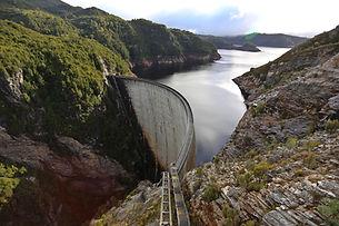 Gordon Dam, Southwest National Park, Tas