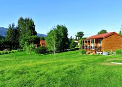 The Rose & Lavender Cabins