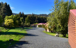 Cabins & Lodge Parking Access
