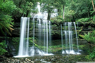 russell-falls-mount-field-national-park-