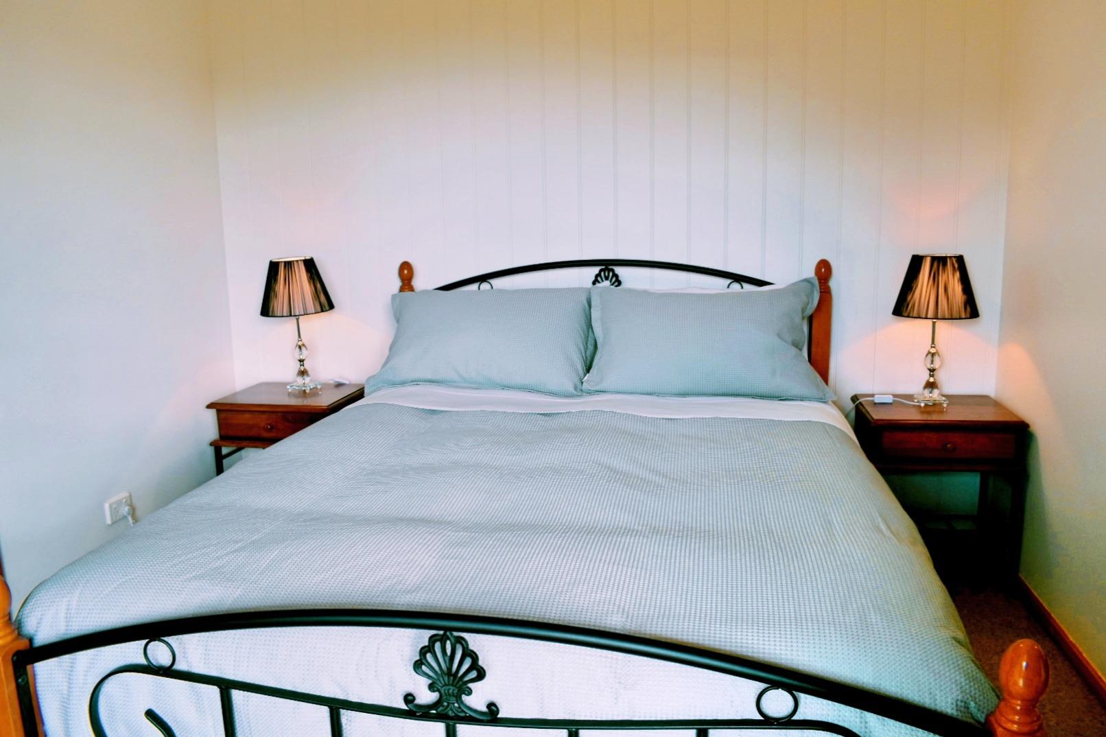 The Lodge second queen bedroom