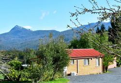 Lavender Cabin Mountain View