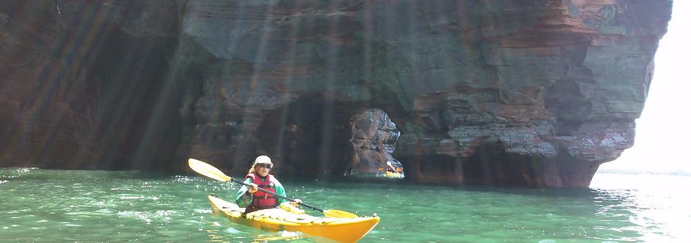 Mainland Sea Caves