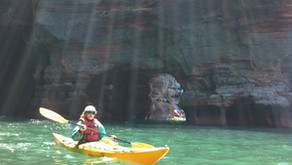 Apostle Islands Visitors Guide - The Best Sea Caves