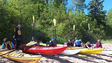 Apostle Island Kayak