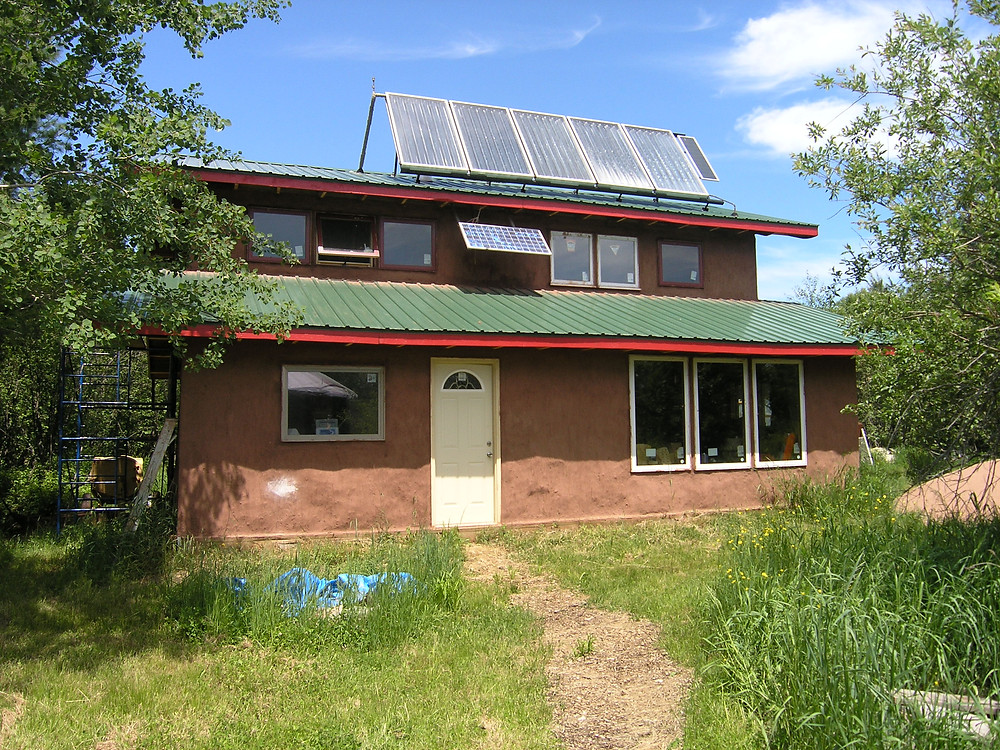 Our Off Grid House