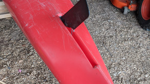 Skeg Repair - Necky Chatham and other solid wire skegs
