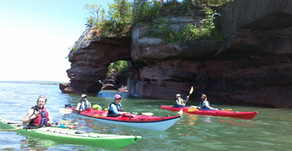 Tours - Romans' Point Sea Cave & Nature Paddle