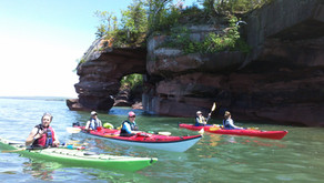 Tours - Romans' Point Sea Cave & Nature Paddle