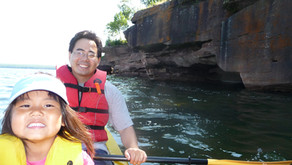 Sea Kayaking With Children