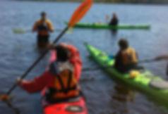 Sea Kayak Classes