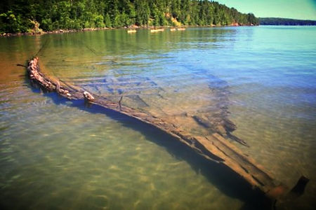 Apostle Islands Shipwrecks