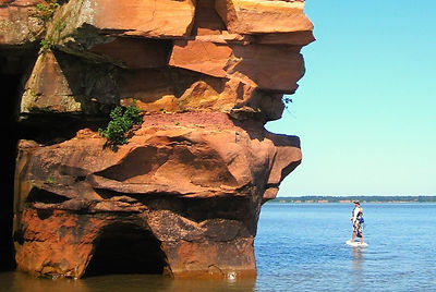 Apostle Islands SUP tours