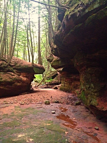 Apostle Islands Geology