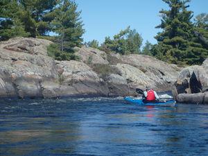 Sea Kayaking Georgian Bay - Skills Development Expedition