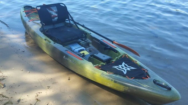 Sit On Top kayak rentals