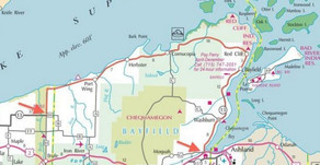 Apostle Islands Visitors Guide - Kayaking the Bayfield Peninsula