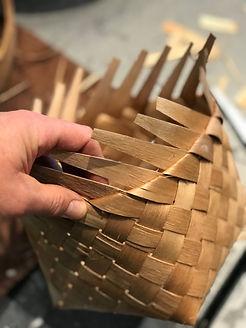Black Ash Basketry Workshop