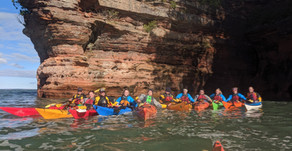 Apostle Islands Visitors Guide - How to Choose A Kayak Outfitter