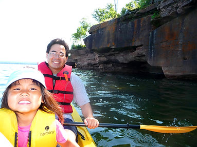 Apostle Islands Kids Trips