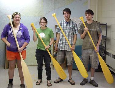 Paddle Making Workshop