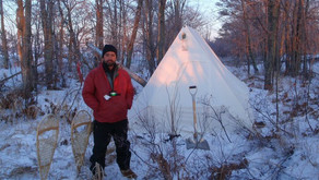 Article - Traditional Winter Camping