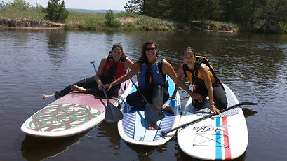 ACA Introduction to Stand Up Paddleboarding
