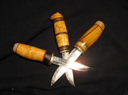 Scandinavian knife handle workshop