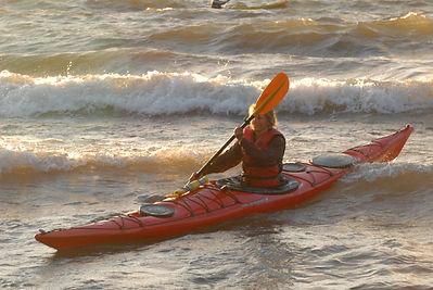 ACA Coastal Kayak Trip Leader Course & Assessment