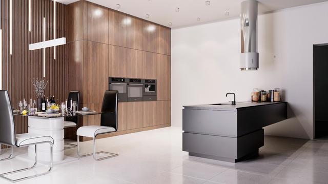 Второй вариант кухонной мебели
