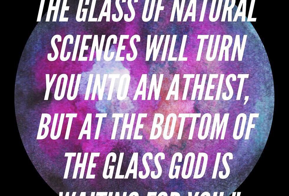 T-shirt: Natural Sciences