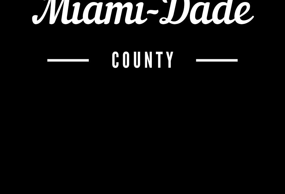 T-Shirt: Miami-Dade county