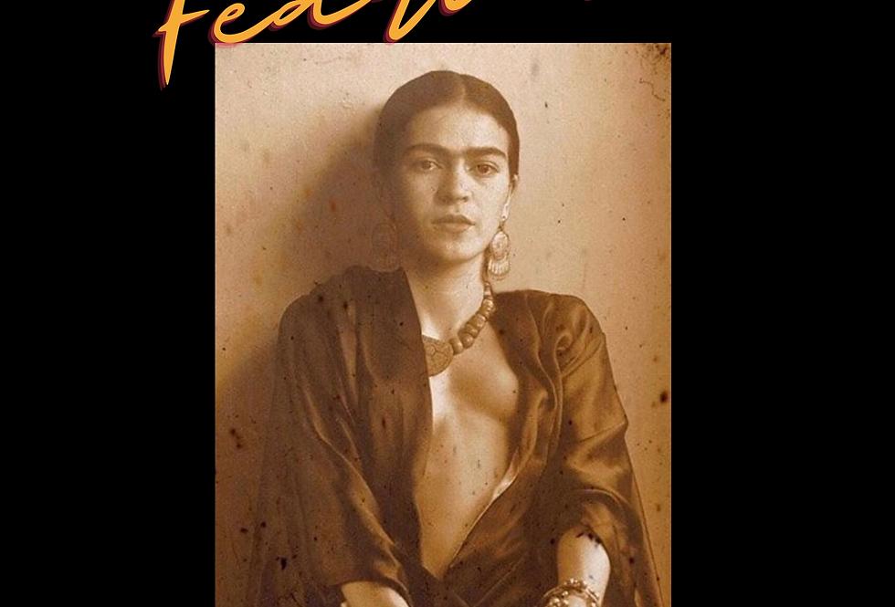 T-Shirt: FEARLESS FRIDA