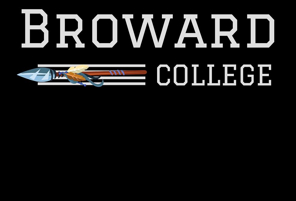 T-Shirt: Broward College Spear