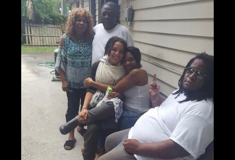 T-Shirt: Tampa Born, Afro & Cherokee Freedmen Bloodline, Athena Guice