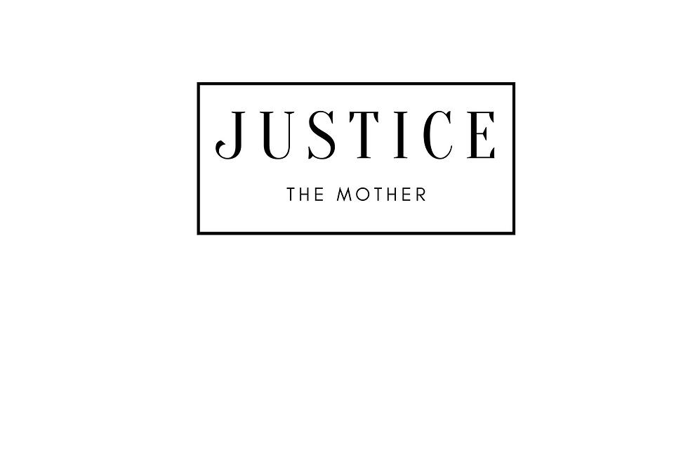 Minimal T-Shirt: JUSTICE